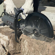 14 Cutter Circular Concrete Saw Wet/dry Blade Included W/ Water Line Attachment