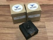 Pair Of New Vise Force Work Holding Single Wedge Clamp