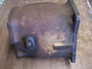 Mopar 833 4 Speed Cast Iron Case Dated 1968 Charger Road Bee Barracuda Dart