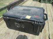 Used High-impact Plastic Skb 1 Series Shipping Case Container 29x34x17 Od