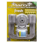 Martyr Magnesium Anode Kit For Mercruiser Bravo Two Three 1989 And Later