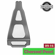 Charcoal Pearl Chin Spoiler For Air-cooled Harley Davidson Touring 2009-2016