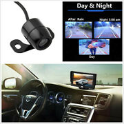 5in Monitor Tft Lcd Digital Car Reverse Rearview Trajectory Camera 2 Video Input