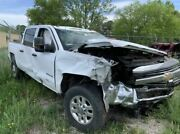 Rear Axle With Fill Plug In Cover Opt Gt5 Fits 15-18 Sierra 2500 Pickup 3428055
