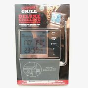 Expert Grill - Deluxe Grilling Thermometer With Built-in Timer And Lcd Screen