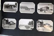 Vintage Post Wwii Army And Air Corp Photo Album Eto Airplanes Equipment
