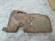 Data Plate Original Poor Condition 1943 Dated Fits Ford Gpw Jeep Dp
