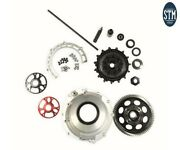 Kit Equipped With Evo-gp Clutch Bell And 40d Discs Stm Bmw S1000 Rr 2009 2018