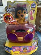 Little Live Pets Omg Pets Have Talent - Stage Star Puppy Playset