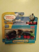 Patchwork Hiro Thomas The Tank Engine And Friends Take N Play Along Train Diecast