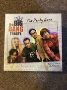 The Big Bang Theory The Party Game 2012 Cardsflash Cards New And Sealed