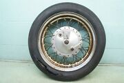 1960 Royal Enfield Re 700 Indian Chief 2396 Front Wheel Brake