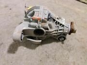 Carrier Rear 4.8l With Turbo Engine Fits 10-16 Porsche Panamera 750973