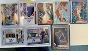 📈 Ty Jerome Investor Lot 47 Cards Rpa /10 Rc Silver Ssp Mosaic Prizm Optic