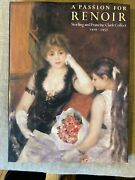 A Passion For Renoir Sterling And Francine Clark Collect 1916-1951