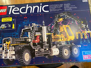 Lego Technic 8868 Air Tech Claw Rig Pneumatic From 1992 Unopened Sealed New