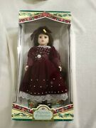 Victorian Collection Genuine Porcelain Doll Limited Edition Handcrafted On China