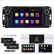 6.2 2g+32g Car Stereo Gps Navi Wifi Built-in Carplay For Jeep Commander Compass