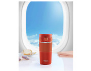 Insulated Coffee Travel Mug, Stainless Steel Travel Tumbler Spill Proof, 14 Oz