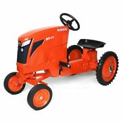 Kubota M5-111 Diecast Metal Full Size Wide Front Pedal Tractor 77700-06374