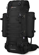 Mardingtop 65+10l/65l Molle Hiking Internal Frame Backpacks With Rain Cover