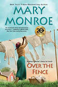 Monroe Mary-over The Fence Uk Import Book New