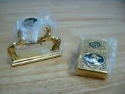 Spirit Of The Old West Collector Lighter - Franklin Mint - Colt Firearms - New