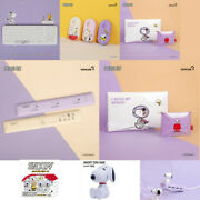 Snoopy Character Keyboard Mouse Wrist Pad Pouch Usb Hub Toy Pc Digital Laptop