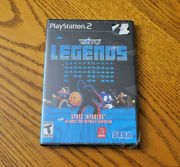 Taito Legends Sony Playstation 2 Ps2 2005 Brand New Sealed - Fast Ship