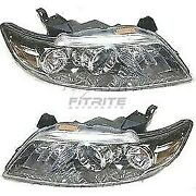 New Lh And Rh Head Lamp Assembly Fits Infiniti Fx35 2003-2008 In2503113 In2502113