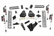 Rough Country 4.5 Lift Kit Fits 2011-2014 Super Duty F250 F-250 Diesel W/