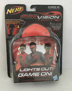 Nerf Firevision Sports Frames Red
