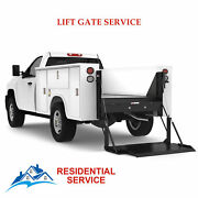 Residential And Lift Gate Service For Ltl Product In Our Store For 80w 60w 50w .