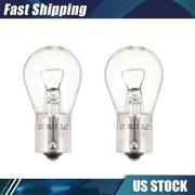 Tail Light Bulb 2x For 1970-1977 Audi 100 Series - Philips