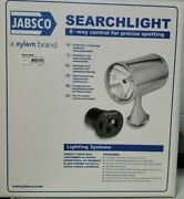 Jabsco 62040-4002 7 Chrome Searchlight 12vdc Spot Only
