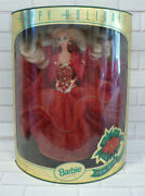 Happy Holidays Special Edition 1993 Barbie Doll