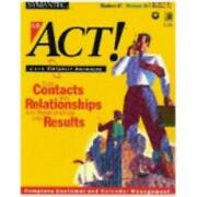 Act 4.0 Pc Cd Organize Customer Business Contact Address Information Management