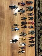 Mix Lot 25 Marvel Legends, Select, Action Figures Most New And Some Used