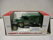 Spec Cast Oliver Farm Equipment Model A Panel Delivery 1/25