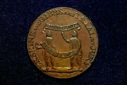 1794 Erskine And Gibbs Bill Of Rights Middlesex London Conder Halfpenny Token
