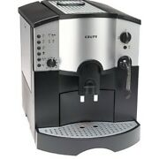 Krups Orchestro 889 Fully Auto Espresso Machine Ground Coffee And Whole Beans