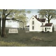 New Billy Jacobs Good Ole Summertime Farmhouse Swing Wall Hanging Picture