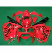 P Abs Bodywork Fairing For Zx-12r 2000 2001 01 Painted Motorcycle A