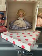 Vintage Storybook Doll Pretty As A Picture Nancy Ann Bisque