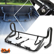 Quick Release Powdercoated Pickup Truck Bed Fork Mount Bike/bicycle Rack Carrier