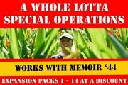 Memoir 44 Discount - A Whole Lotta Special Operations Packs 1-14 [print And Play]