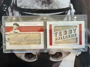 2016 Panini National Treasures Baseball Ted Williams Legends Cuts 3/5 Lcbm-tw2