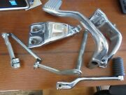 Dyna Mid Foot Controls + Brake Pedal + Shifters Harley Fxd Fxdl Fxdx Eps24106