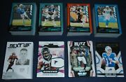 2020 Playbook Football Complete Set 1-200 And All Inserts Sets -justin Herbert Tua