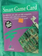 Nos Addison Smart Game Card For 386 486 Computer Factory Sealed Pc Hardware Isa